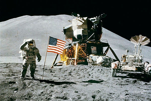A Giant Leap - Houston Celebrates the 50th anniversary of the Moon Landing