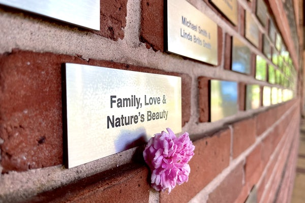 Purchase a Paver or Plaque