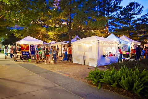 Flea by Night presented by Green Mountain Energy returns!