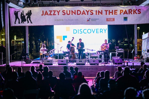 Jazzy Sundays in the Parks