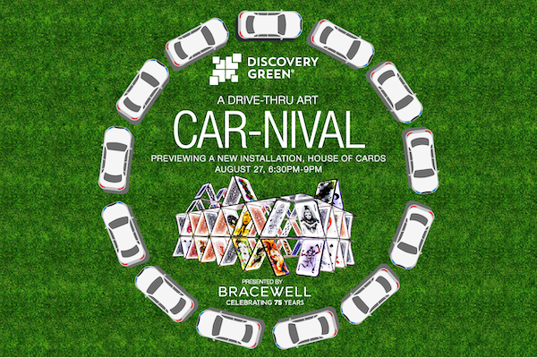 Canceled: House of Cards CAR-NIVAL presented by Bracewell