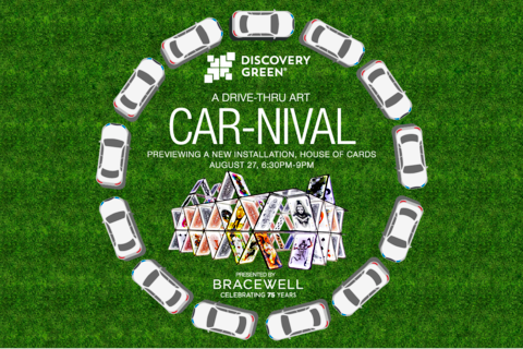 House of Cards CAR-NIVAL presented by Bracewell