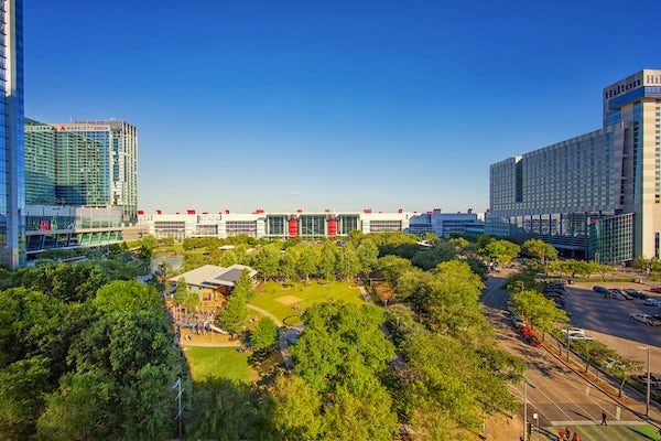 "Why Discovery Green is ""Green"""