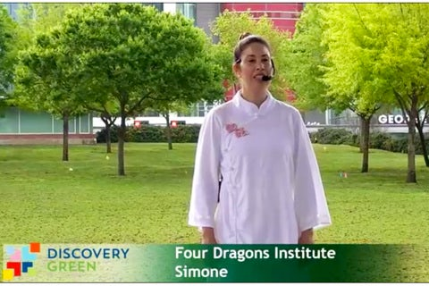 Tai Chi at Discovery Green - Online