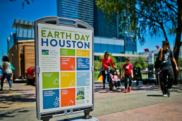 Earth Day Houston @ Discovery Green | Houston | Texas | United States