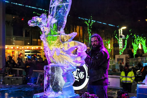 Frostival presented by Bracewell LLP