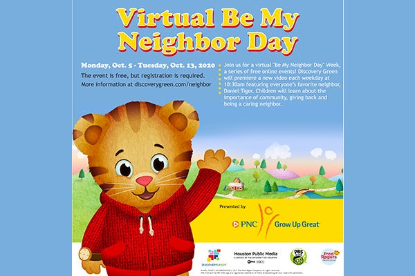 Be My Neighbor Day presented by PNC Grow Up Great