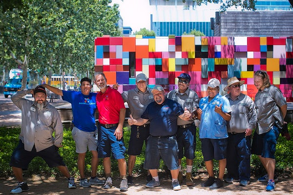 The Staff at Discovery Green